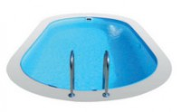 Здоровое поколение - иконка «бассейн» в Княгинино