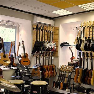 Музыкальные магазины Княгинино
