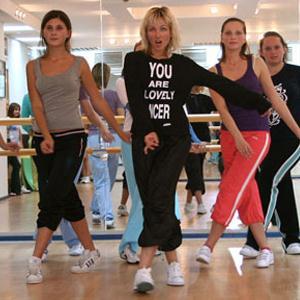 Школы танцев Княгинино