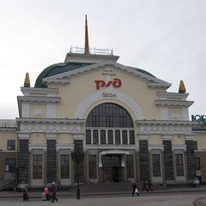 Железнодорожные вокзалы Княгинино