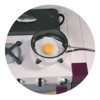 Развлекательный комплекс 12 футов - иконка «кухня» в Княгинино